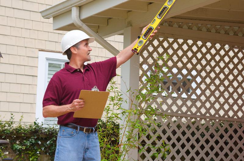 Exterior Home Inspector San Antonio