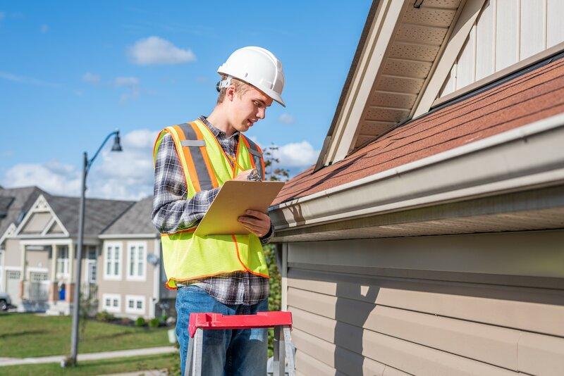 Roof Inspection In San Antonio