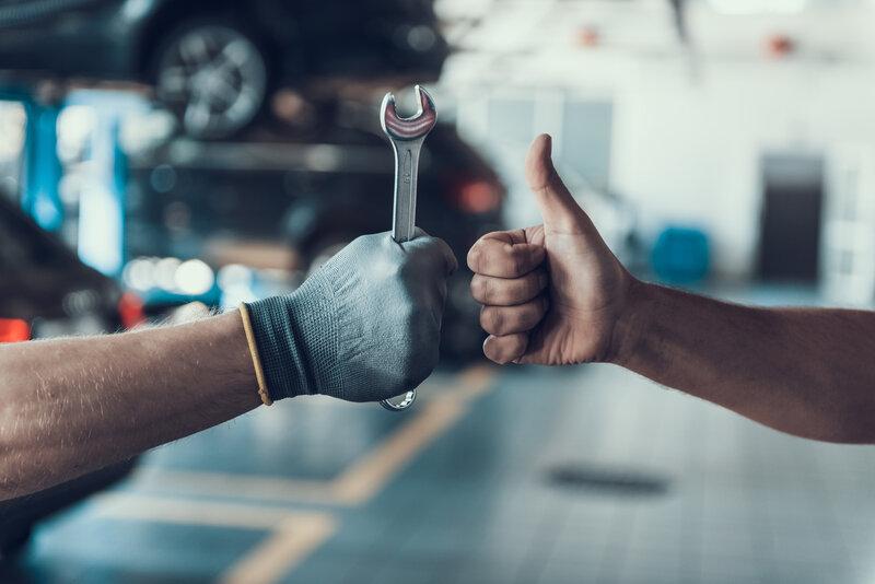 Garage Inspection in San Antonio