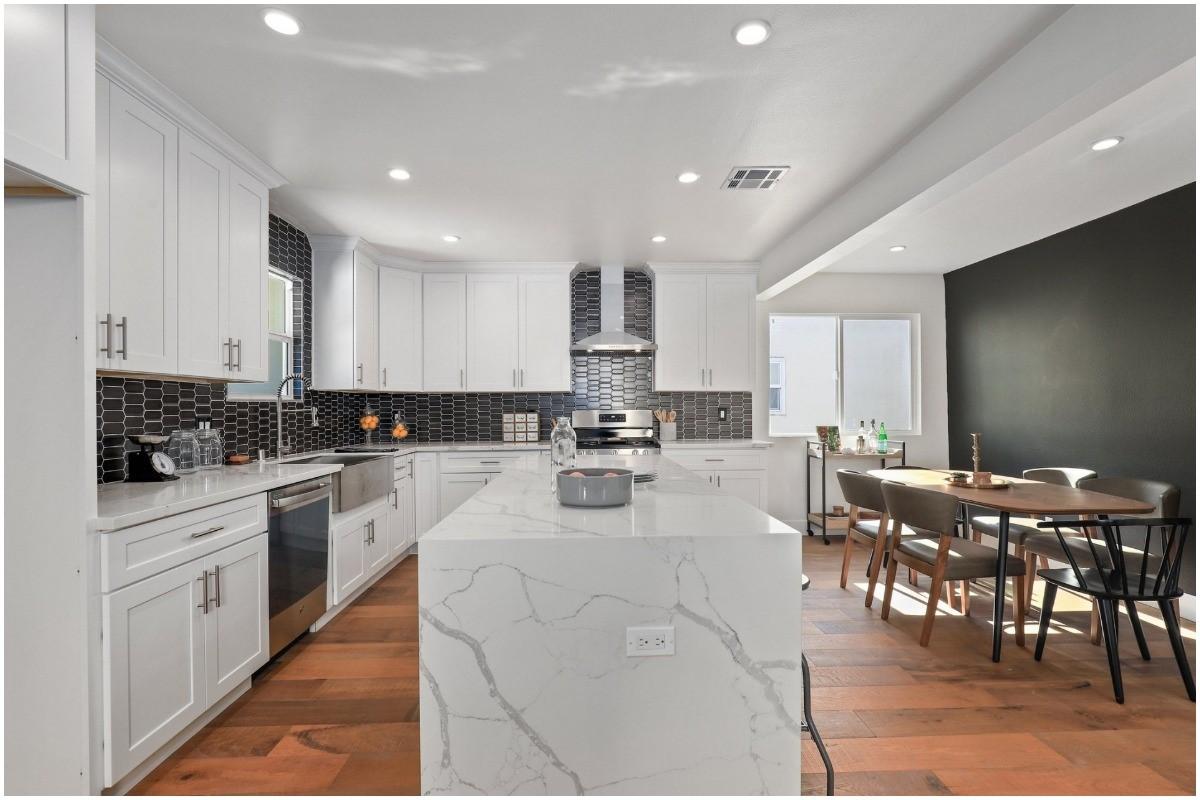 Kitchen Home Inspection in San Antonio